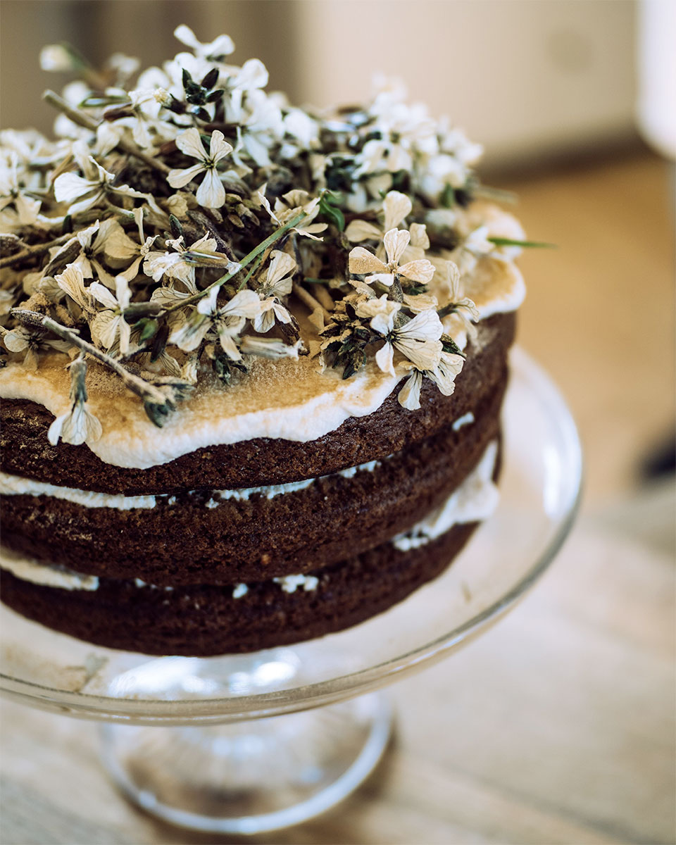 All The Things Hummingbird Cake