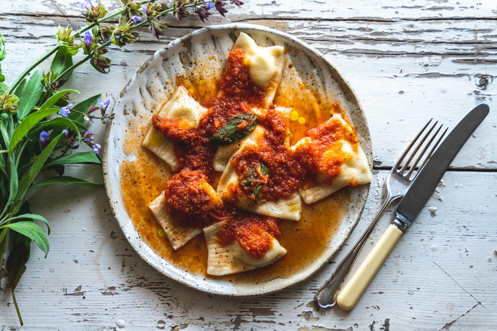 All The Things Ravioli Recipe