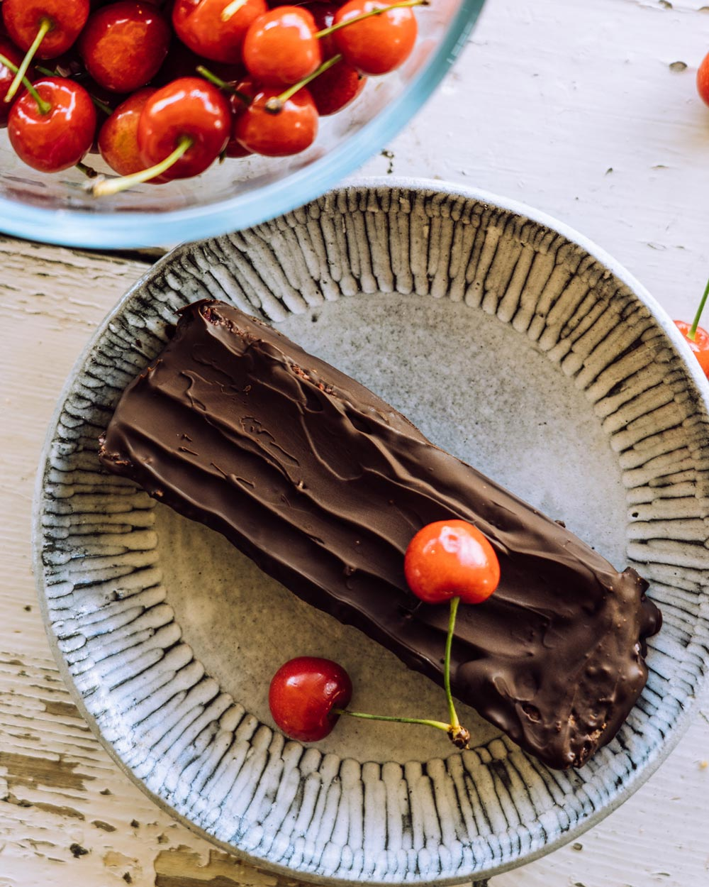 All The Things Vegan Cherry Ripe