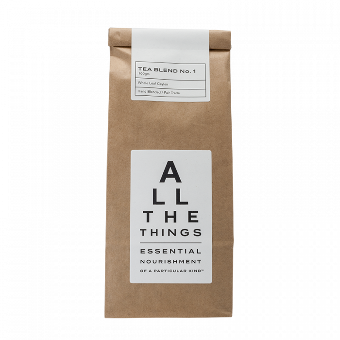All the Things Tea Blend 1