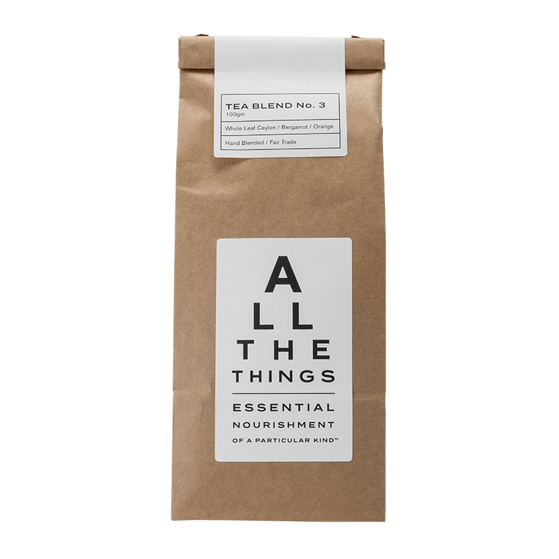 All the Things Tea Blend 3