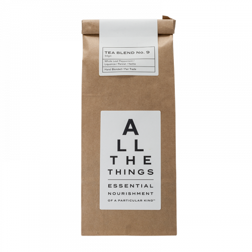 All the Things Tea Blend 9